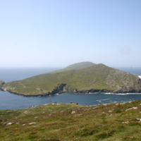 Dursey Island by ArnoutVos is licensed under CC BY-SA 4.0