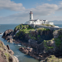 Fanad Head, County Donegal, Ireland by Andreas F. Borchert is licensed under CC BY-SA 4.0