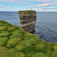 Downpatrick Head Image 7  is  in copyright
