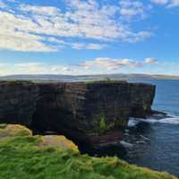 Downpatrick Head Image 6  is  in copyright